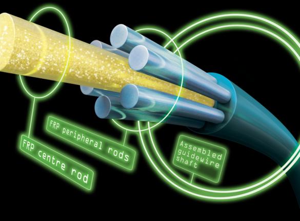 micro Mri guide wire medische illustratie